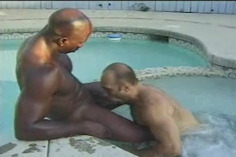 Bobby Blake big darksome And wild Scene 1