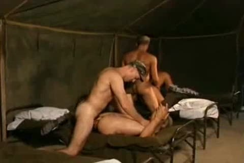 Four In A Tent