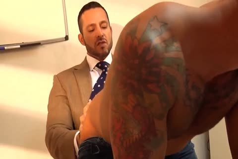 TEACHER pounds HIS lascivious STUDENTS taut arse