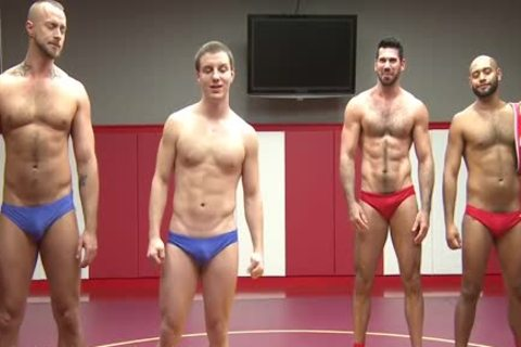 Muscled Hunk Tournament Finale