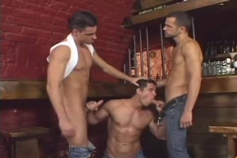 Uncut cock Sex Club - Scene 1