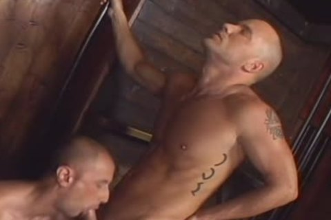 Uncut dick Sex Club - Scene 4