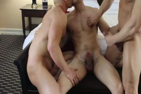 Johnny V, Joey D And Joey Moriarty Sodomizing