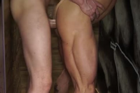 """""""My penis Is A Useless Sissy rod.""""  Watch My kinky Muscle love tunnel booty Getting Washed, fucked And Fisted."""