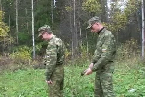 excited Army twinks get to Be Taught A Lesson