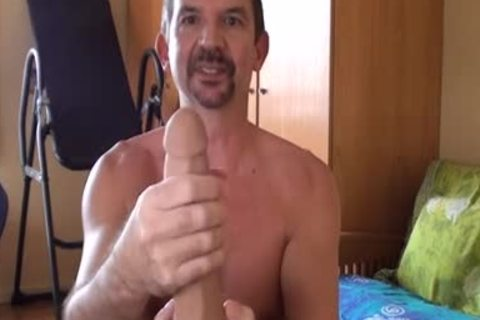 This Is The 2nd clip To Show My new toys I Bought lately.  I Show The Different Versions Of The bare Dawg I Have And The new bare Pup.  Then I Show My new Tommy Defendi fake penis, Compare It To My Brent Everett fake penis And Then shove The bare Pup
