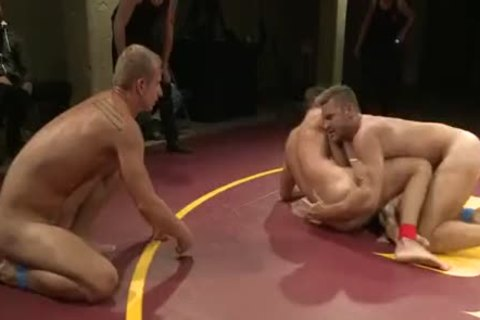 [GVC 018] Wrestlers Just want to Have Some pleasure