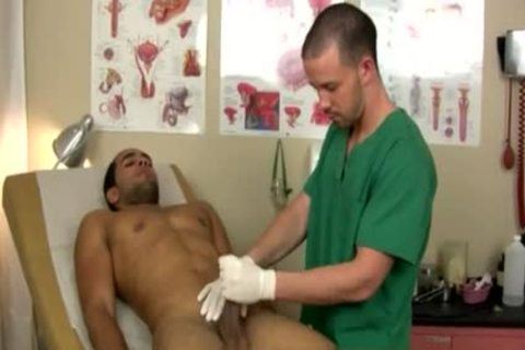 homosexual Medical Porn Clips And homosexual Military Physicals Full