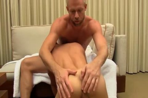 Andy Taylor acquires A gigantic penis In His taut anus
