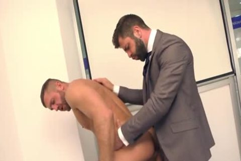 Muscle gay pooper job And ejaculation
