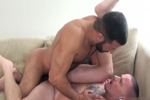 Muscle gay oral stimulation-job And sex cream flow