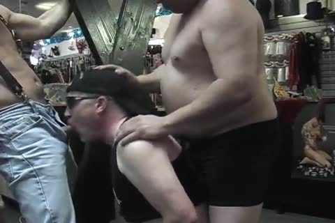 Junior Takes A Licking two - Scene 4