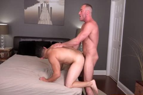 Muscle homo ace hammer With cumshot