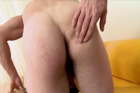 monstrous penis Daddy Casting And Facial