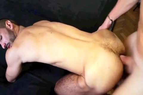 big cock Daddy & hairy anal Fucker