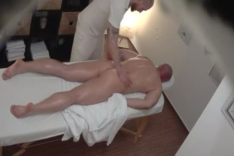 Czech gay Massage