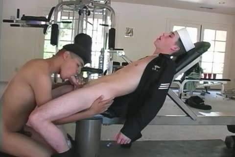 young Cadets Who Love To engulf cock