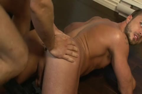 Gabriel Lenfant And Jessie Colter piss, Engulf, And plough