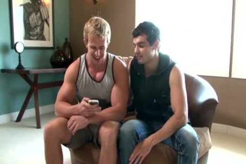 Cameron Foster And Scotty Dean