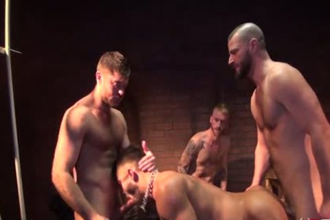Seth Santoros group gangbang Part 1