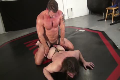 lovely Daddy Dominates A lengthy-haired Younger man