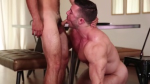 Magic penis - Vadim darksome with Derek  Bolt wazoo Licking Nail
