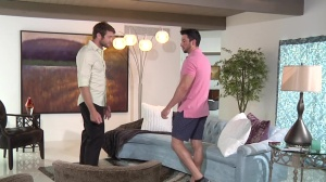 Make Me An suggest - Colby Keller & Casey more anal Hook up