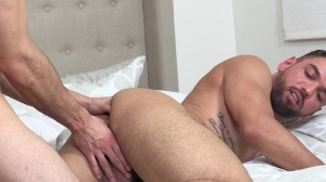 My Straight Guest - lucky Daniels and Jason Maddox butthole job