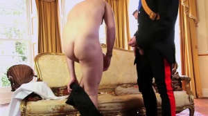 A Royal Fuckfest - Connor Maguire and Paul Walker butthole Nail