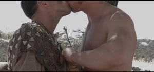 homo Of Thrones - Connor Maguire with Paddy O'Brian ass Nail