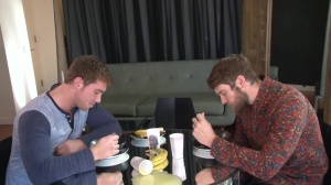 Look What The twinks Dragged In - Colby Keller, Connor Maguire ass Love