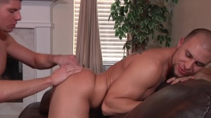 The Straight chap - Tom Faulk and Connor Halstead ass Hook up