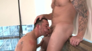 Colby Breaks Him In - pound