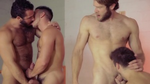 Howl - Jessy Ares, Colby Keller anal bang