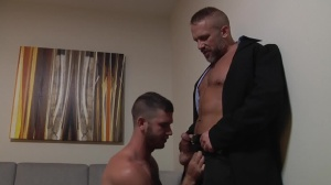 Daddy Hunt - Dirk Caber with Jimmy Fanz ass Love