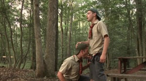 Scouts - Johnny Rapid & CK metallic butthole dril