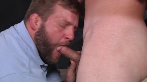Top To Bottom : Jimmy Johnson - Colby Jansen with Jimmy Johnson anal plow