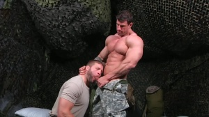 trip Of Duty - Zeb Atlas and Colby Jansen ass Nail