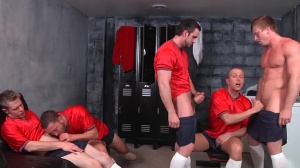 Score - Phenix Saint and Colt Rivers butthole job