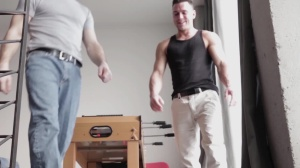 Porn Date - Adam Wirthmore with Paddy O'Brian a bit of ass