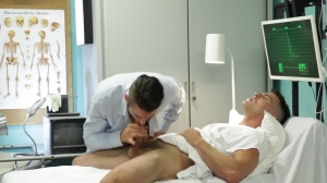 Emergency Sex - Dante Colle and Paddy O'Brian anal Hump