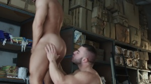 Heart's crave - Francois Sagat, Diego Reyes anal Hump