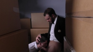 Runaway Groom - Cliff Jensen, Damien Kyle ass job