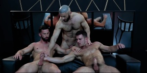 Dream Fucker - Francois Sagat with Paddy O'Brian anal Hook up