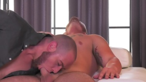Law Student - Trevor long with Brendan Phillips anal Love