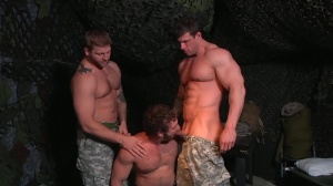 journey Of Duty - Zeb Atlas, Colby Jansen butt pound