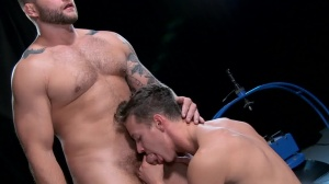 The Gaytrix - Colby Jansen and Darius Ferdynand anal Hook up