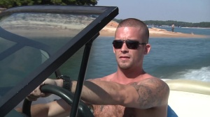 Boat Safety - Caleb Colton and Jack King anal Hump