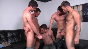 Brother Husbands - Duncan black and Donny Wright gigantic wazoo Nail