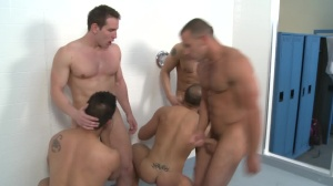 new Teammate - Dylan Roberts with Dean Monroe pooper Nail